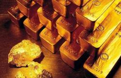 محدث.. أسعار الذهب تحقق مكاسب أسبوعية 137 دولاراً