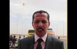 """""""مصراوي"""" يرافق اللجان الطبية في رحلة فحص المواطنين على حدود الوادي الجديد"""