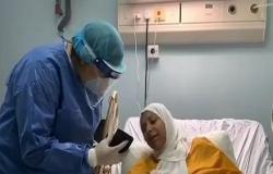 الأردن .. بالفيديو : الملك والملكة يهاتفان مصابة بكورونا وطبيبتها بعد نجاح عملية قيصرية لها