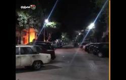 """شوارع """"وسط البلد"""" خالية تماما من المارة في أول جمعة لحظر كورونا"""