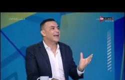 جدل داخل الأستديو بين سيف زاهر وعصام الحضري بسبب الاتحاد الأفريقي - ملعب ONTime