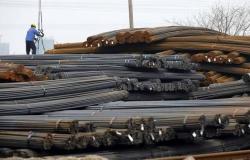 أسعار الحديد بالسعودية ترتفع لأعلى مستوى منذ يوليو..وقفزة بالأسمنت