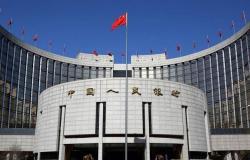 """الصين تخفض الفائدة على """"الريبو العكسي"""" بشكل مفاجئ"""