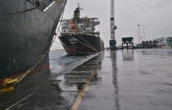 40 باخرة رست في ميناء العقبة منذ إعلان الحظر