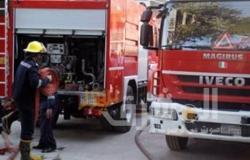 الدفع بـ 3 سيارات إطفاء للسيطرة على حريق شقة سكنية بكرداسة