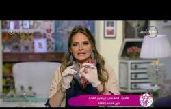 """السفيرة عزيزة - هاتفيا/ م. إبراهيم قشانة يقدم أفضل طريقة لتطهير وتعقيم """"الموبايل"""""""