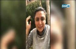 منى عراقي فوجأت بردود أفعال غريبة أغلبها كوميدي لما وجهت للناس السؤال ده بسبب الحظر ؟!!!!