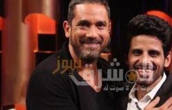 بمناسبة عيد ميلاده…أمير كرارة يهنئ حمدي المرغني