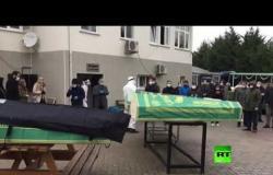 277 حالة وفاة بسبب كورونا فى تركيا