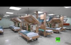 تعرف على أكبر مستشفى عسكري عائم من الداخل