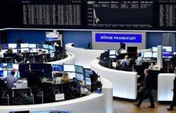 """ارتفاع هامشي للأسهم الأوروبية بالمستهل رغم تصاعد أزمة """"كوفيد-19"""""""