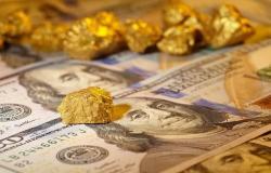 أسعار الذهب تتراجع عالمياً قبيل تقرير الوظائف الأمريكي