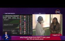 نشرة ضد كورونا - المغرب: 27 إصابة جديدة بفيروس كورونا ليرتفع إجمالي الإصابات إلى 735 حالة