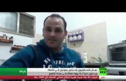 العمال الفلسطينيون.. الحجْر مقابل النجاة