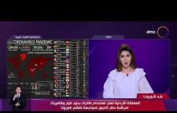 نشرة ضد كورونا - المملكة الأردنية تعلن استخدام طائرات بدون طيار وكاميرات لمراقبة حظر التجول