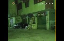 التزام سكان شارع الهرم بحظر كورونا