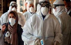"""تقرير: 1.14 ألف مصاب جديد بـ""""كورونا"""" في 11 دولة عربية خلال يوم واحد"""