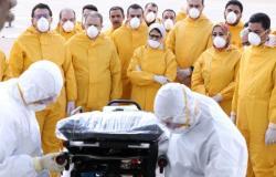 مصر تسجل 128 إصابة جديدة بفيروس كورونا و9 حالات وفاة