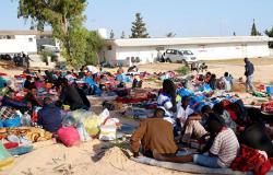 ليبيا ترحل مصريين دخلوها بطرق غير قانونية