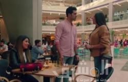 """خطة زياد لدخول حياة ملك من جديد في مسلسل """"فرصة تانية""""..الحلقة الـ5"""