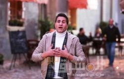 """احمد شيبة يسعد بردود أفعال الجمهور على أغاني مسلسل """"الفتوة"""""""