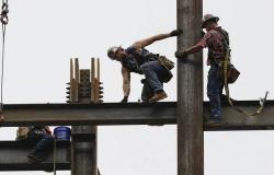 ارتفاع مفاجئ للإنفاق على البناء في الولايات المتحدة