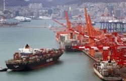هبوط صادرات كوريا الجنوبية بأكبر وتيرة في 11 عاماً