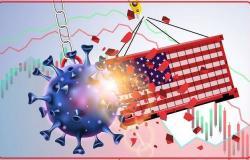 الاقتصاد الأمريكي يبدأ منحدر الهبوط الكارثي