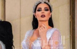 النجمة الأردونية ديانا كرزون:إذا استمر الحجر الصحي لأشهر سيكون بدون حفل زفاف