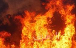 """تحقيقات حريق محل زيوت البحر الأعظم: """"ماس كهربائي السبب والنيران وصلت للسماء"""""""