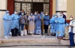 تعافي أول 4 حالات من فيروس كورونا بمستشفى العزل بالشرقية