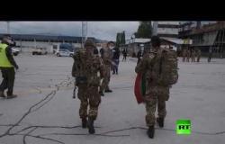 أطباء إيطاليون إلى البوسنة والهرسك لمكافحة كورونا