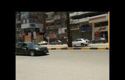 """""""شارع فيصل"""" بدون زحام شديد بأول أيام العيد"""