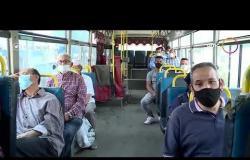 مساء dmc يرصد مدى إلتزام المواطنين بإرتداء الكمامة في مواقف إنتظار المواصلات العامة