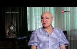 لقاء خاص - سمير حلبية: سعة الاستاد الجديد 40 ألف مشجع  وتكلفتة مليار جنيه وهو امر يفوق قدرة النادي