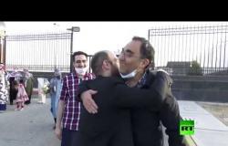 وصول الباحث الإيراني أصغري إلى طهران بعد سنوات من احتجازه في الولايات المتحدة
