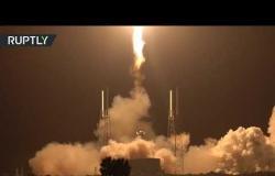 لحظة إطلاق صاروخ فالكون-9 مع 60 من أقمار  ستارلينك