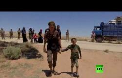 مغادرة 11 لاجئا آخر مخيم الركبان في سوريا