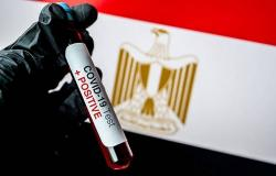 مصر تسجِّل 1412 إصابة جديدة بفيروس كورونا و81 حالة وفاة