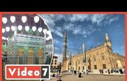 سر إغلاق مسجد الحسين