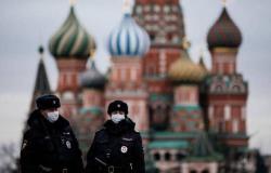 روسيا: 6718 إصابة جديدة و176 حالة وفاة بفيروس كورونا