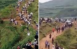 فيديو هدير التنين .. سكان القرى طاردوا المجهول لكشف سر الصوت المرعب