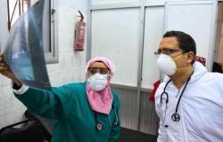 """مصر تسجل تراجعاً في عدد الإصابات والوفيات اليومية بفيروس """"كورونا"""""""