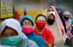 """أكبر زيادة يومية.. """"كورونا"""" يغزو 1.853 إندونيسياً"""
