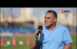"""ملعب ONTime - اللقاء الخاص  مع """"حمادة صدقي"""" المدير الفني لنادي سموحة بضيافة أحمد شوبير"""