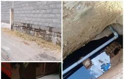 عفيف .. مواطن يشتكي من مشتقات نفطية تختلط بمياه خزان منزله