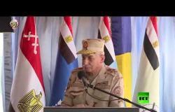 """مصر..  فيديو للمرحلة الرئيسية للمناورة الاستراتيجية """"حسم 2020"""""""