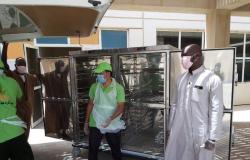 """""""إكرام مكة"""" تؤمِّن الغذاء والسقيا لأكثر من 1500 من طلاب منح الوافدين يوميًّا خلال """"جائحة كورونا"""""""