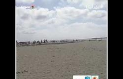 مصراوي يرصد لحظات انتظار ظهور جثامين غرقى شاطئ النخيل