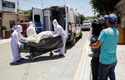"""حصيلة وفيات """"كورونا"""" بالمكسيك تقترب من تجاوز مثيلتها في إيطاليا"""